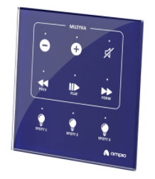 MDOT-9, panel with 9 touch fields