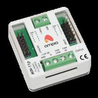 MIN-11p, 11-potential-free inputs module