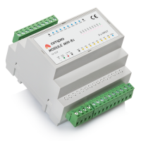 MIN-8s, 8-potential-free inputs module