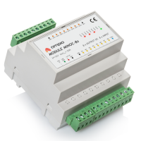 MINOC-8s, 8 transistor, PWM outputs