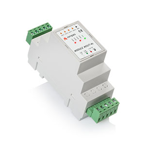 MOUT, 4 analog 0-10V outputs module