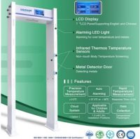 1CS-3000DH Infrared Thermos Body Temperature Detector