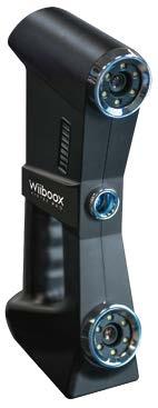 WIIBOOX REEYEE PRO HANDHELD 3D SCANNER